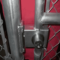 gate locks
